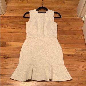 Loft Peplum Petite Dress